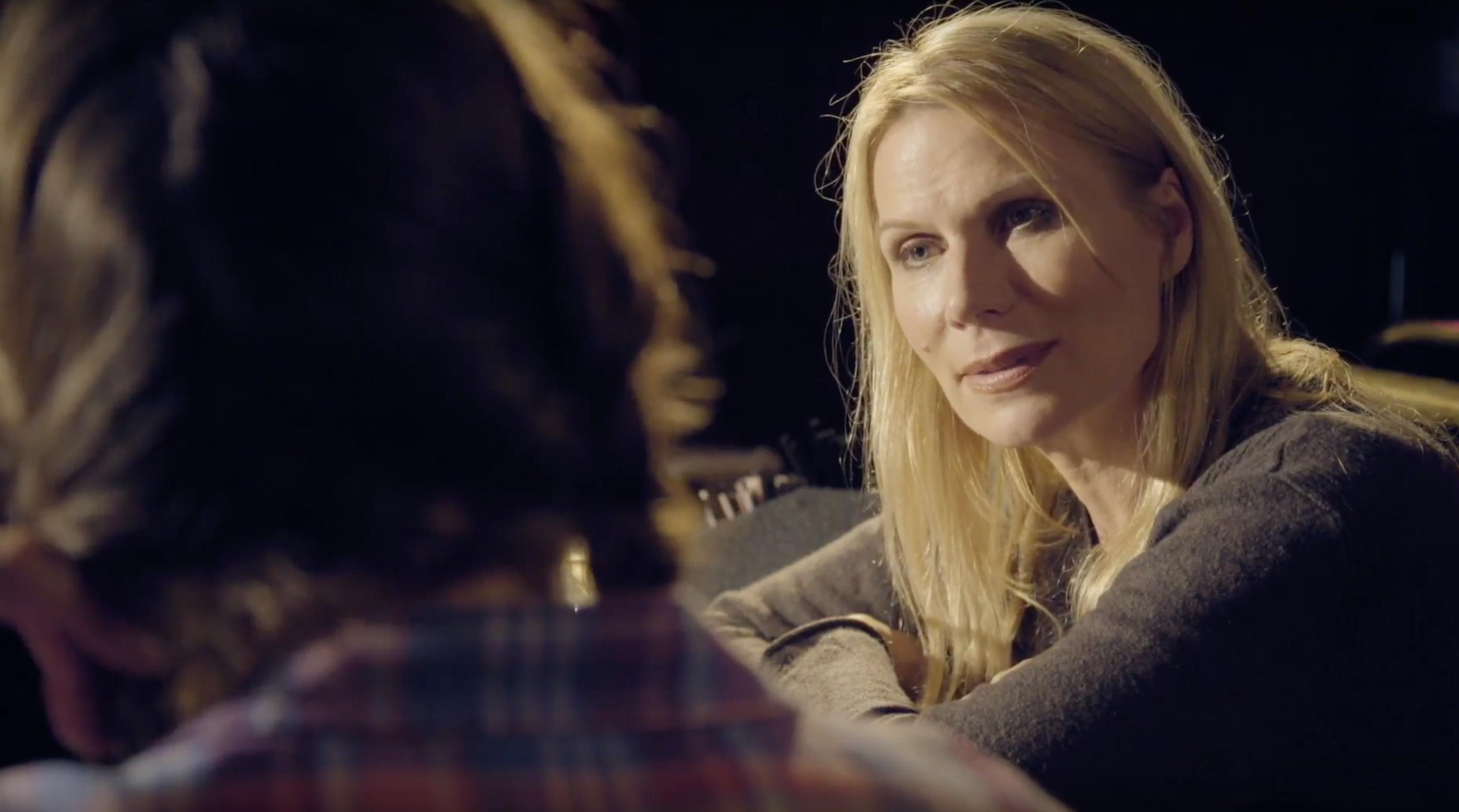 Pamela Gray in Borderline Talent (2018)