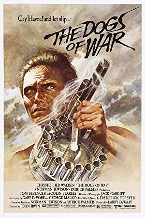 Where to stream The Dogs of War