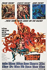 The Dirty Dozen (1967) 1080p