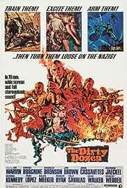 Watch Movie The Dirty Dozen (1967)