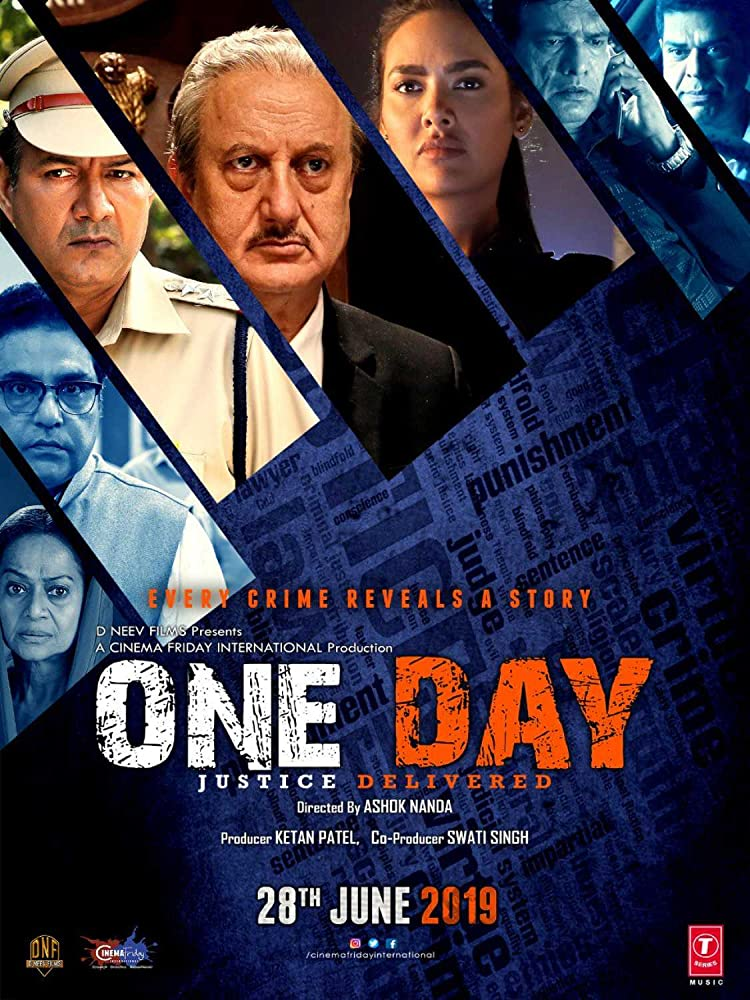 One Day Justice Delivered 2019 720P Hindi HDTV H264