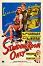 Standing Room Only (1944) Poster