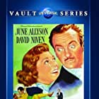 David Niven and June Allyson in My Man Godfrey (1957)