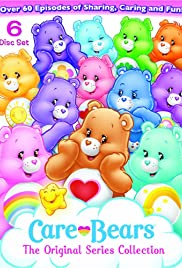 The Care Bears Family Poster