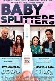 Eddie Alfano, Emily Chang, Maiara Walsh, and Danny Pudi in Babysplitters (2019)