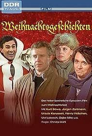 Henry Hübchen, Ursula Karusseit, and Jürgen Zartmann in Weihnachtsgeschichten (1986)