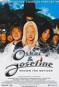 Jesper Asholt, Frits Helmuth, Pernille Kaae Høier, Mikkel Konyher, Kjeld Nørgaard, Adam Gilbert Jespersen, and Anna Agafia Svideniouk Egholm in Oskar & Josefine (2005)