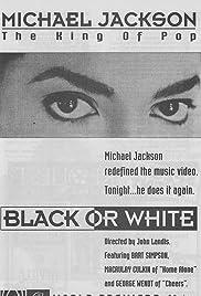 Michael Jackson: Black or White Poster