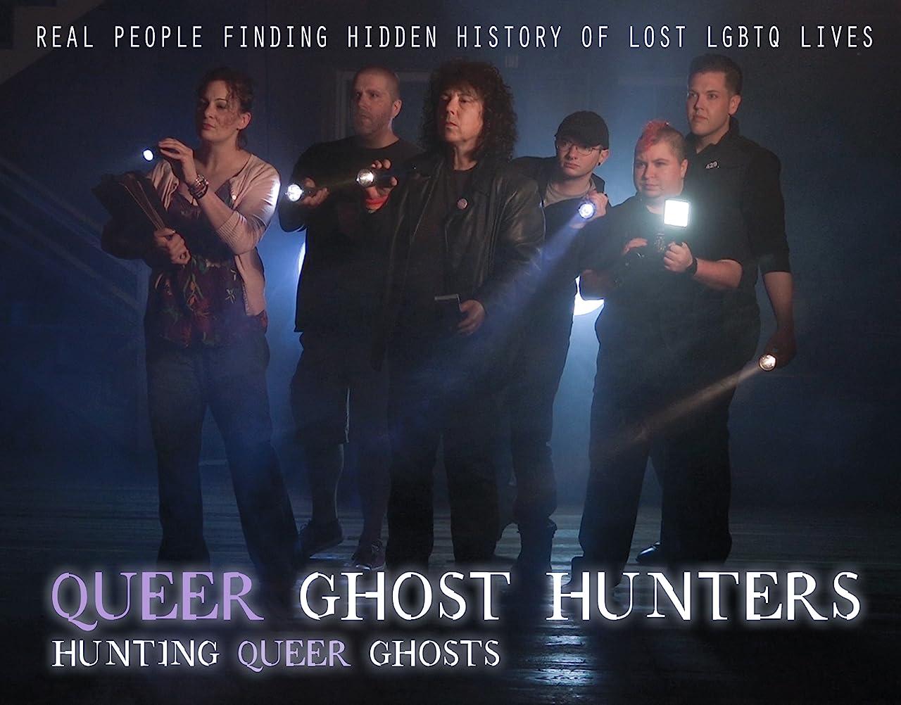 Queer ghost hunters
