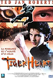 Tiger Heart Poster