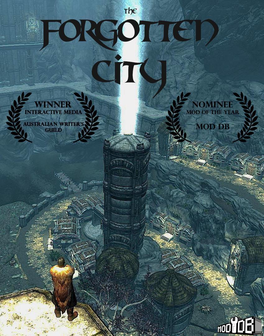 The Elder Scrolls V: Skyrim - The Forgotten City (2015) - IMDb
