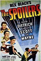 The Spoilers (1942) Poster