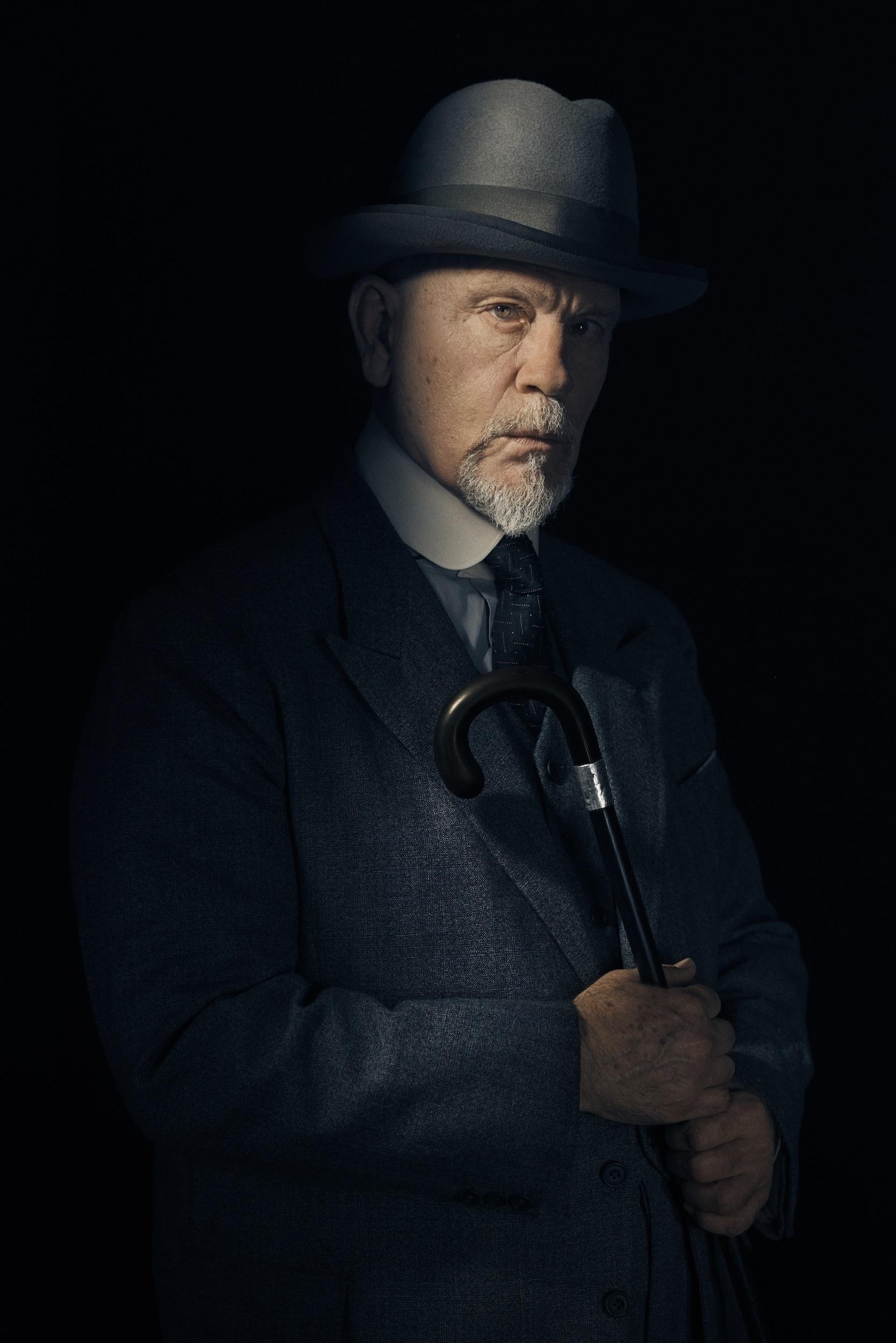 John Malkovich in The ABC Murders (2018)