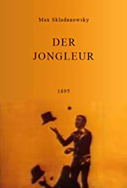 Der Jongleur Poster
