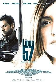 Línea 57 Poster