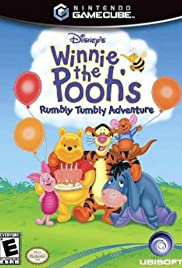 Winnie the Pooh's Rumbly Tumbly Adventure Poster