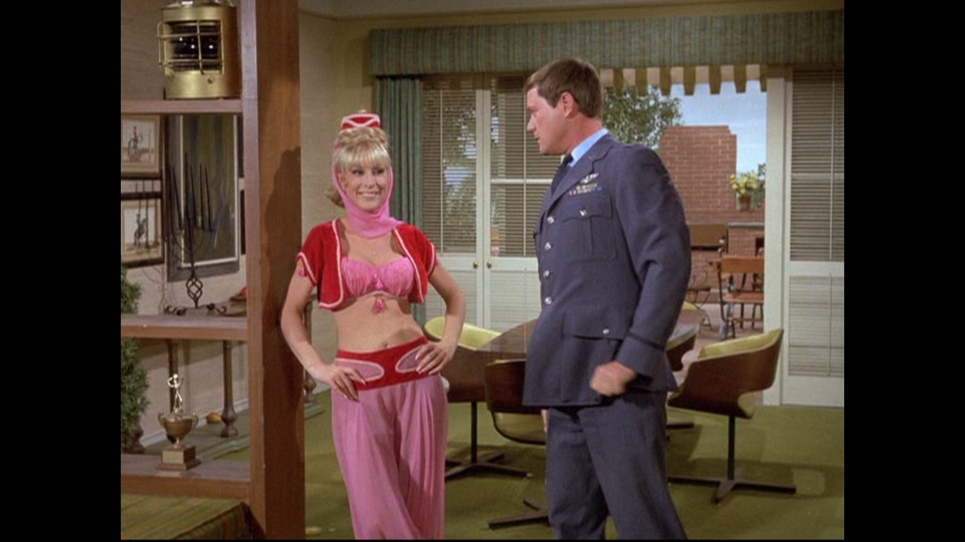 I Dream Of Jeannie 1965 1970