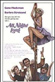All Night Long(1981) Poster - Movie Forum, Cast, Reviews