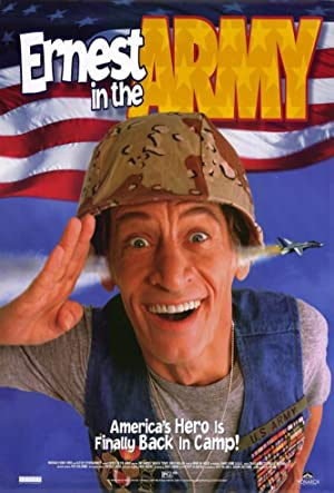 Where to stream Ernest in the Army