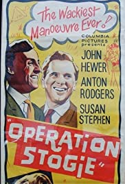 Operation Stogie Poster