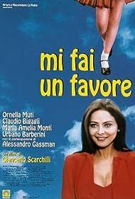 Ornella Muti in Mi fai un favore (1996)