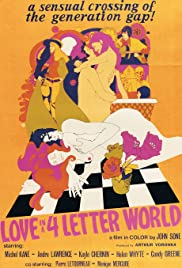 Love in a 4 Letter World Poster