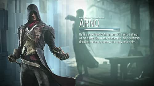 Assassin's Creed: Unity: Arno