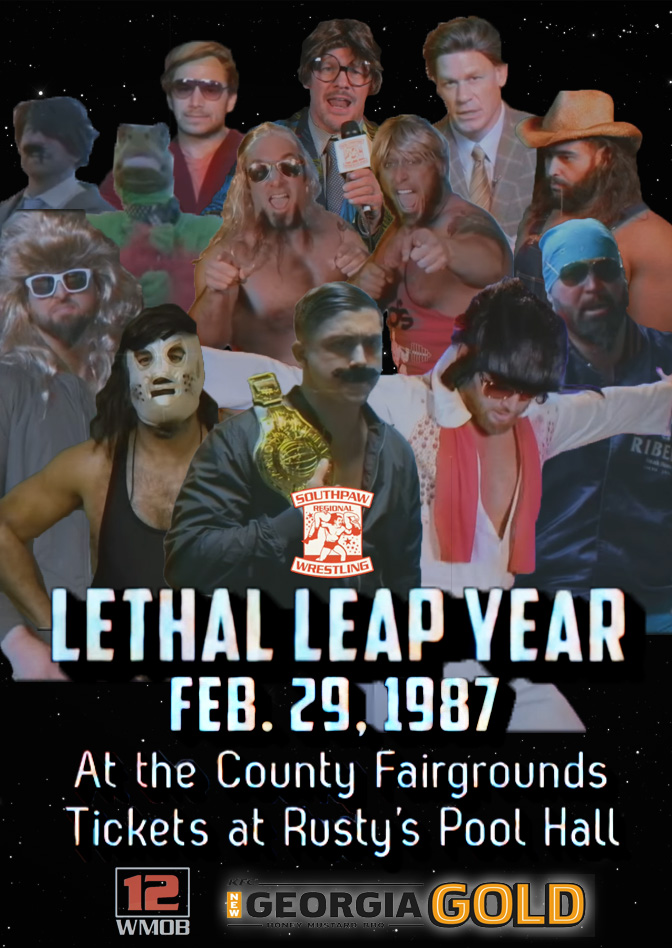 Southpaw Regional Wrestling (2017)
