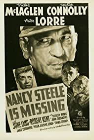 Peter Lorre, June Lang, and Victor McLaglen in Nancy Steele Is Missing! (1937)