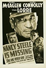 Nancy Steele Is Missing! Poster