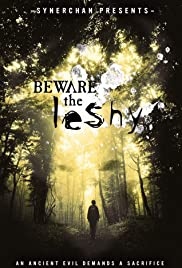 Beware the Leshy Poster