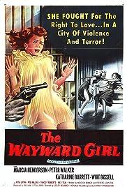 The Wayward Girl Poster