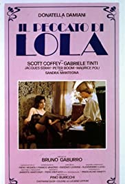 Il peccato di Lola (1984) Poster - Movie Forum, Cast, Reviews