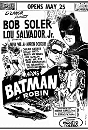 Alyas Batman at Robin Poster