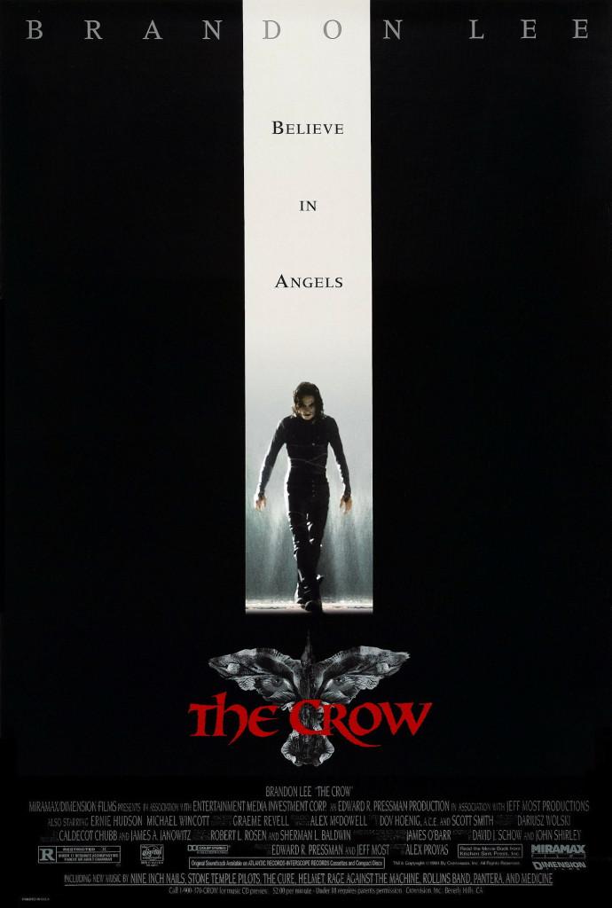 O Corvo [Dub] – IMDB 7.6