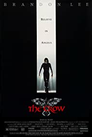 Brandon Lee in The Crow (1994)
