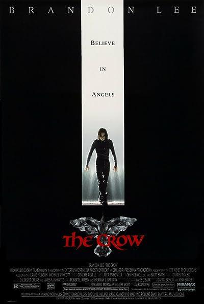 The Crow (1994) BluRay 720p & 1080p