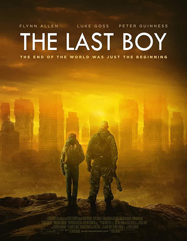 The Last Boy (2019) | English Movie | WEB-Rip | Watch Online | Download | 740MB | Sci-Fi | Drama |