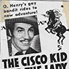 Cesar Romero in The Cisco Kid and the Lady (1939)