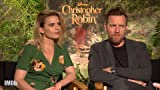 'Christopher Robin' Cast on Which Winnie the Pooh Characters They Are Most Like