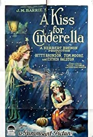 A Kiss for Cinderella Poster
