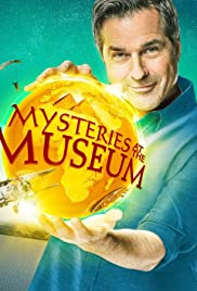 Mysteries at the Museum Poster