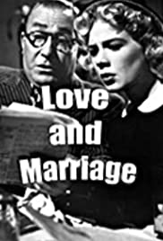 Love and Marriage Poster