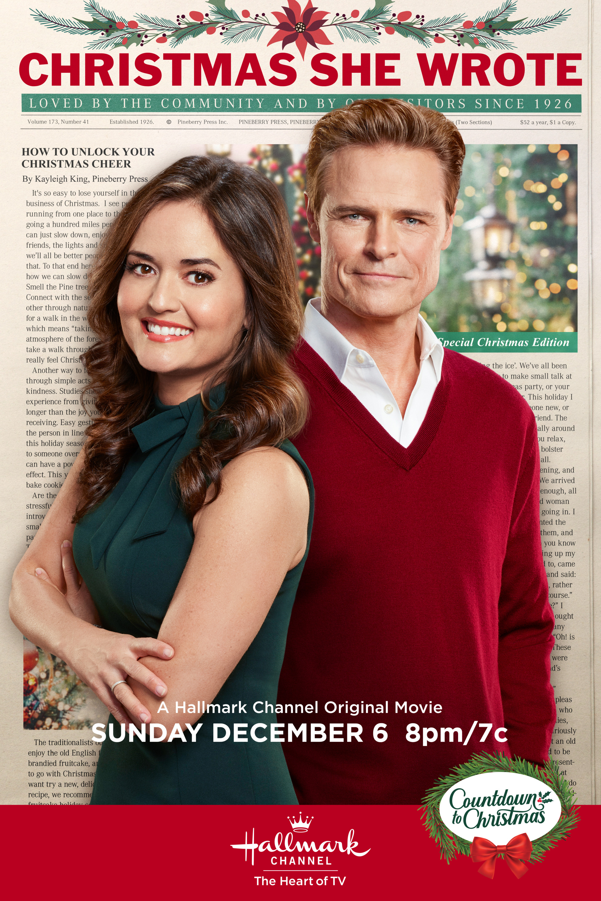 watch Christmas She Wrote on soap2day