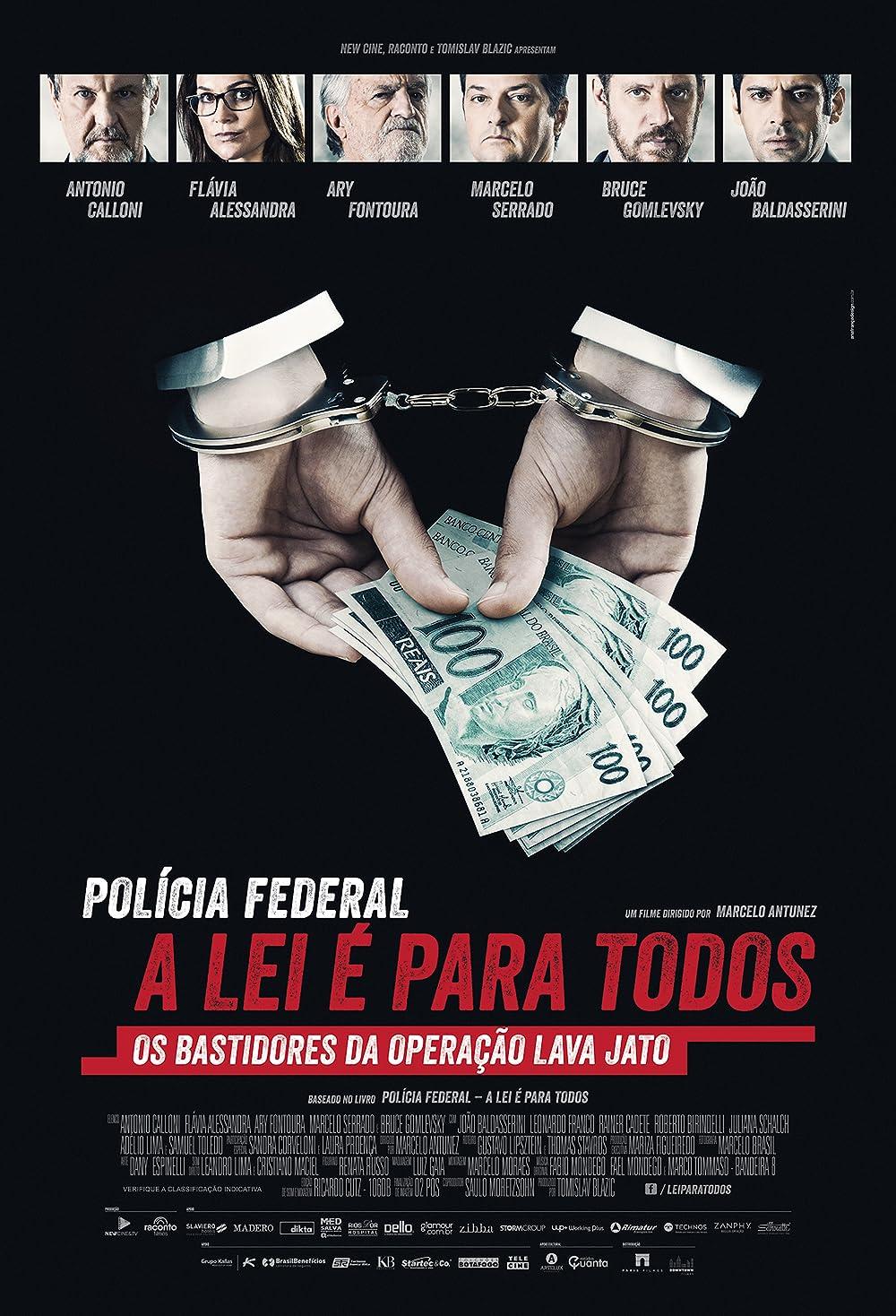 Assistir grátis Polícia Federal A Lei É para Todos 2 Online sem proteção