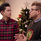 Adam Conover and Rhea Butcher in Adam Ruins Everything (2015)