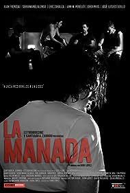 Juan Frendsa in La manada (2013)
