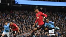 Manchester City v. Manchester United