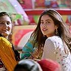 Ishika Gagneja and Janhvi Kapoor in Dhadak (2018)