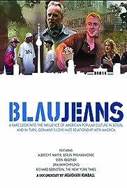 Blau Jeans Poster